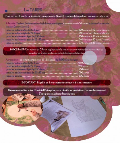 atelier tintoretto,ouverture des cours,rentrée de septembre,inscriptions,cours de peinture,cours de dessin,techniques artistiques,débutants,cours d'arts plastiques,cours d'arts graphiques,préparation aux écoles d'art,préparation à l'option du bac